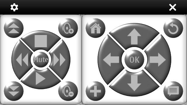SemperXBMC Preview screen shot