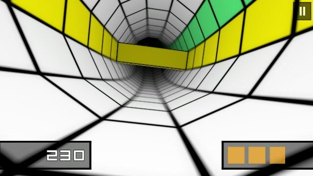 The 'inner-tube' view in SpeedX