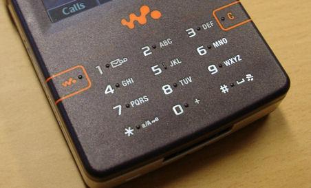 W950 Keypad