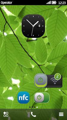 More widgets