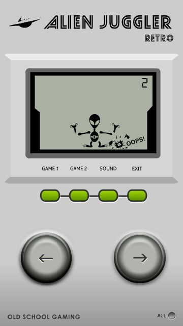 Screenshot, Alien Juggler