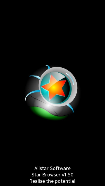 Star Browser screenshot