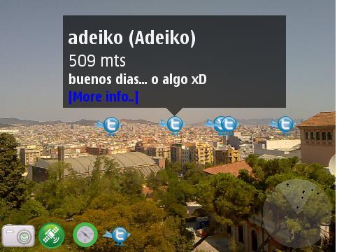 ARound on the Nokia N97