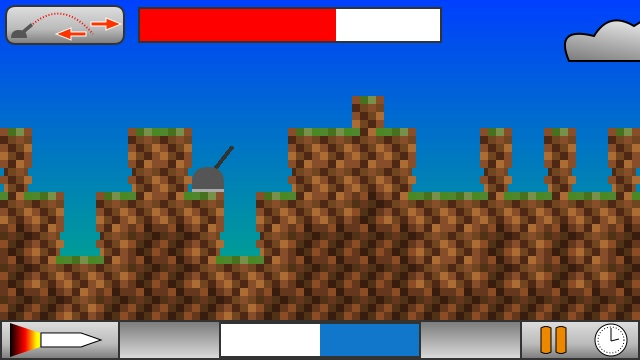Screenshot, Benarom game