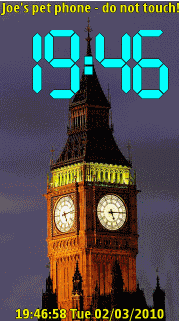 BigBen screenshot