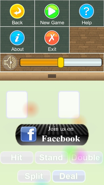 Screenshot, Blackjack
