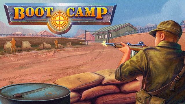 Screenshot, Boot Camp