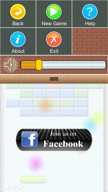 Screenshot, Brick Buster