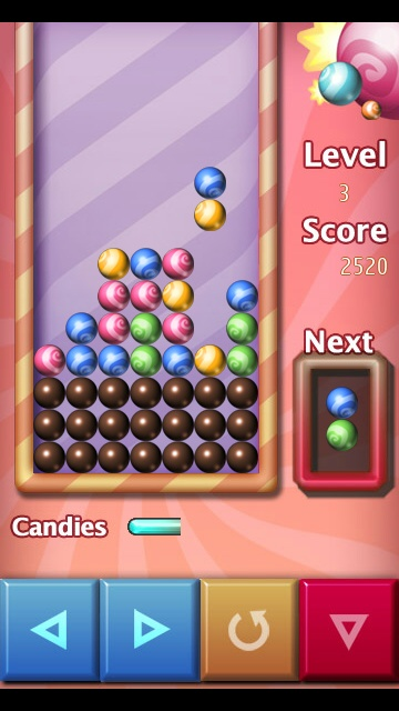 Candy Bombs screenshot