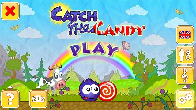 Catch the Candy screenshot