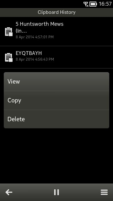 Screenshot, ClipBook