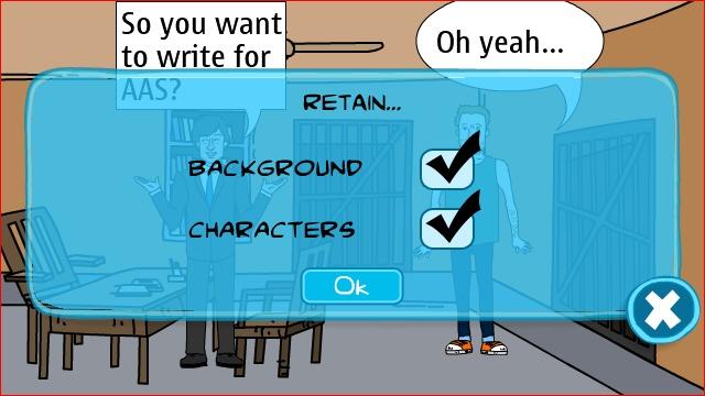 Comics Creator screenshot
