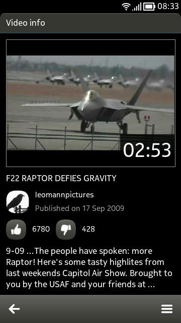 cuteTube 2 screenshot