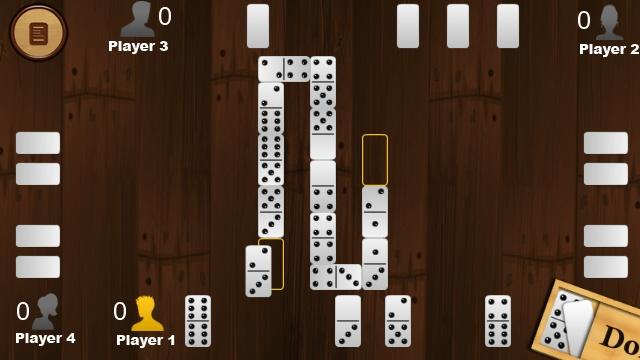 Screenshot, Dominoes