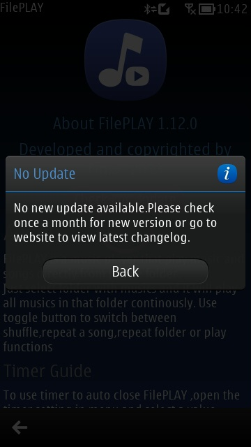 FilePLAY screenshot