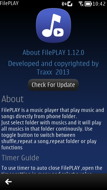 FilePLAY screenshot