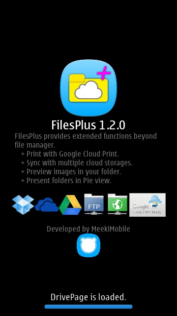 FilesPlus v1.2 screenshot