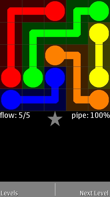 Flow XXL screenshot