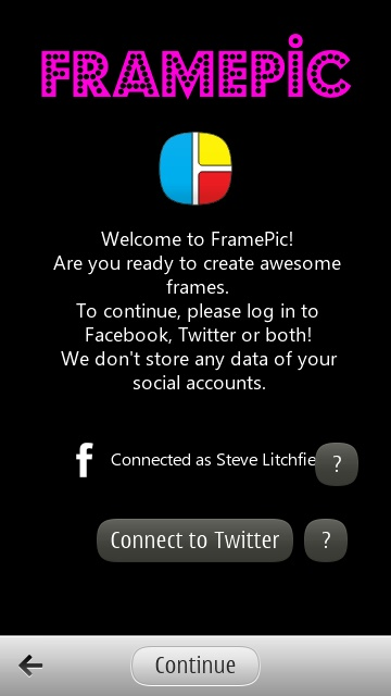 Screenshot, FramePic