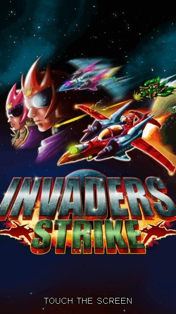 Screenshot, Invaders Strike