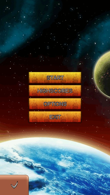 Screenshot, Invaders Strike