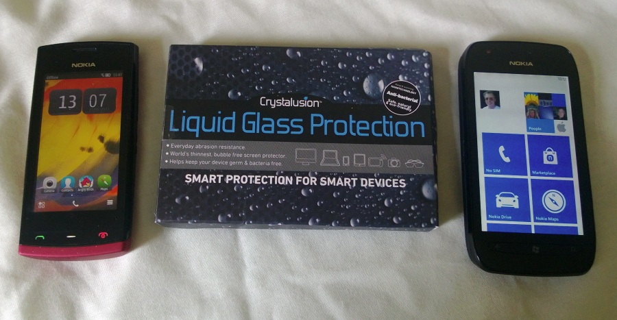 Photo from Liquid Glass test