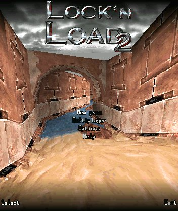 N80 screenshot of Lock 'n' Load 2