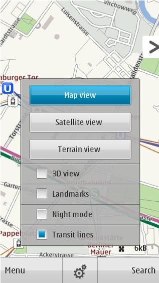 Maps 3.6 beta