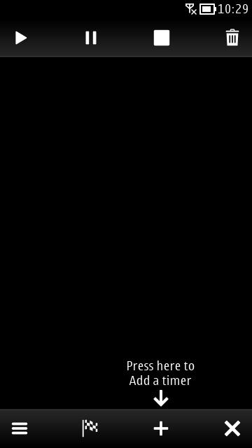 MultiTimer screenshot