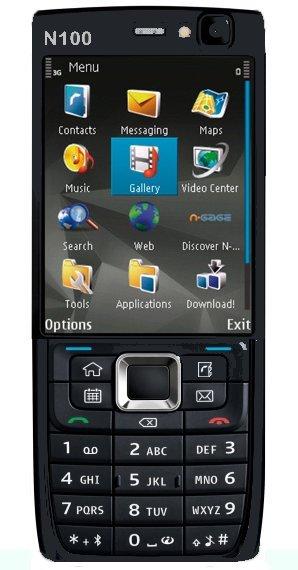 Nokia N100
