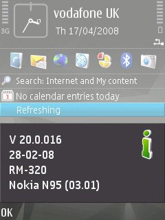 v20 screenshot