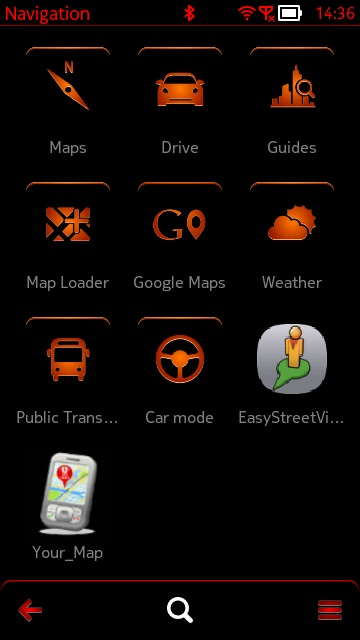 Screenshot, NNWO theme
