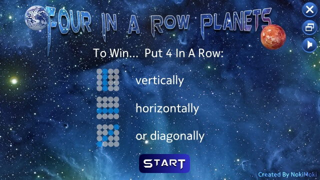 row planets in space - photo #12