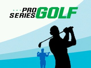 Pro Series Golf title screen