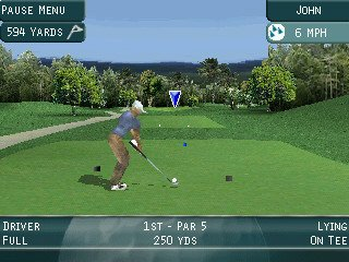 Pro Series Golf screenshot
