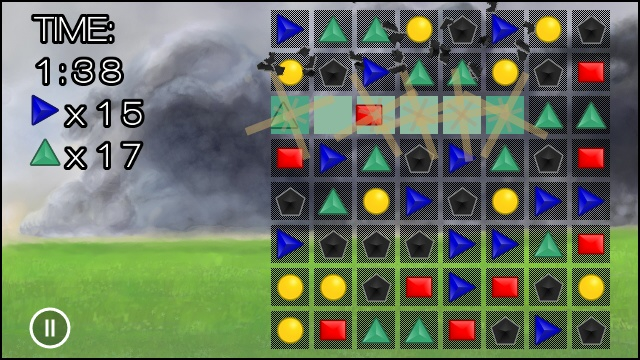 Screenshot, PuzzleStones