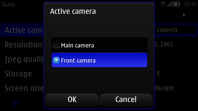Screenshot, cam tutorial