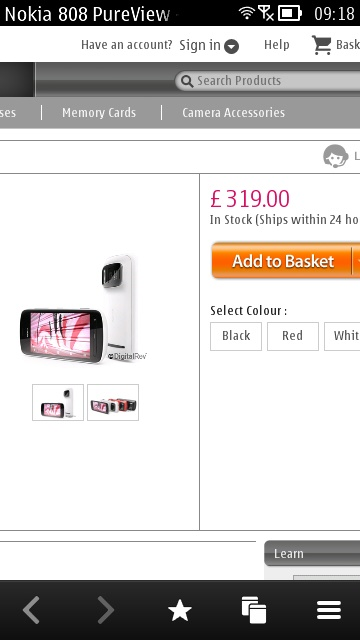 Screenshot, Shopper