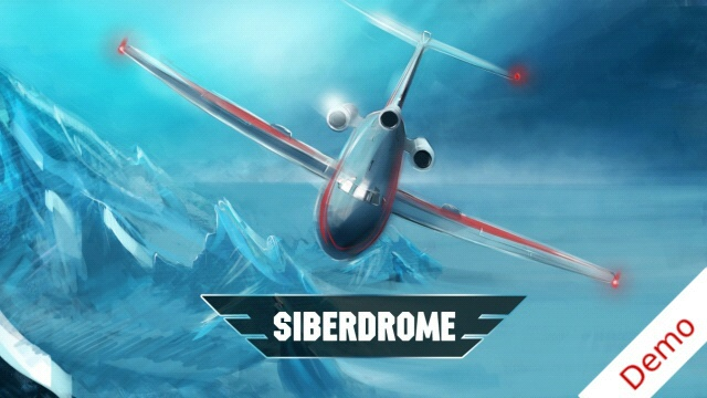 Screenshot, Siberdrome playable demo