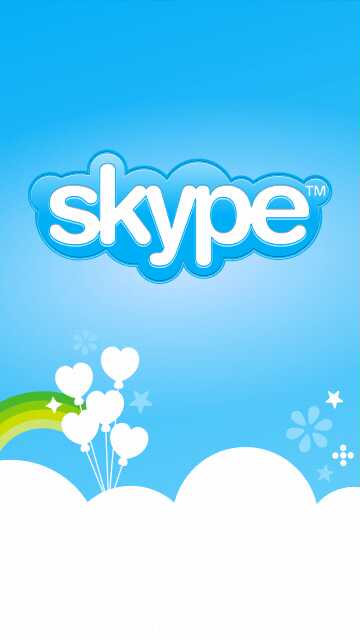 Screenshot, Skype for S60 5th Edition