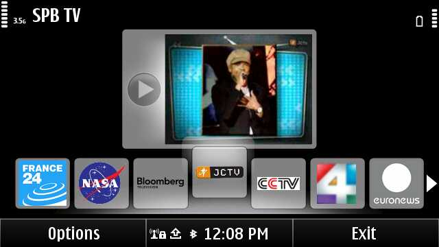 Spb tv symbian