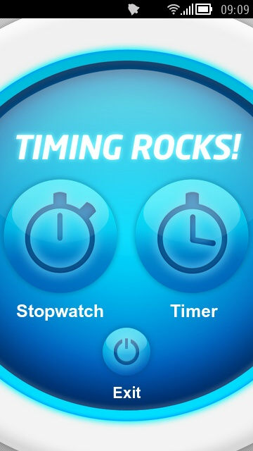 Timing Rocks! screenshot