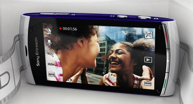 The Sony Ericsson Vivaz