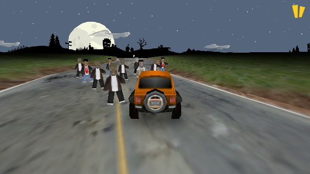 Screenshot, Zombie Massacre