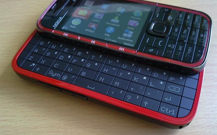 Nokia 5730 XpressMusic - part 1