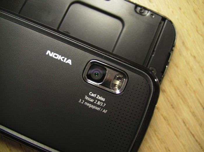 Nokia 5730 XpressMusic camera