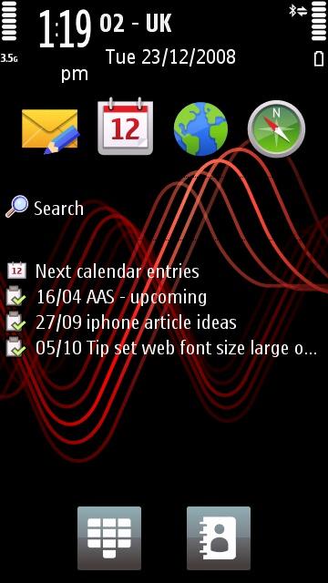 Screenshot from 5800