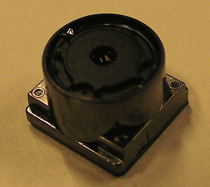 The C7's camera module