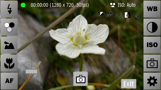 CameraPro N8 screenshot