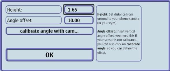 Cam Measure